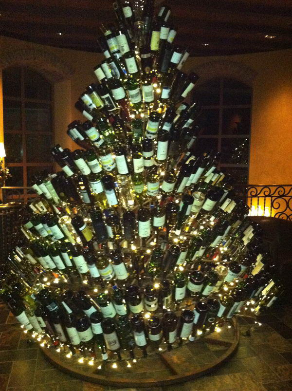 26 Highly Creative Wine Bottle DIY Projects to Pursue usefuldiyprojects.com (12)