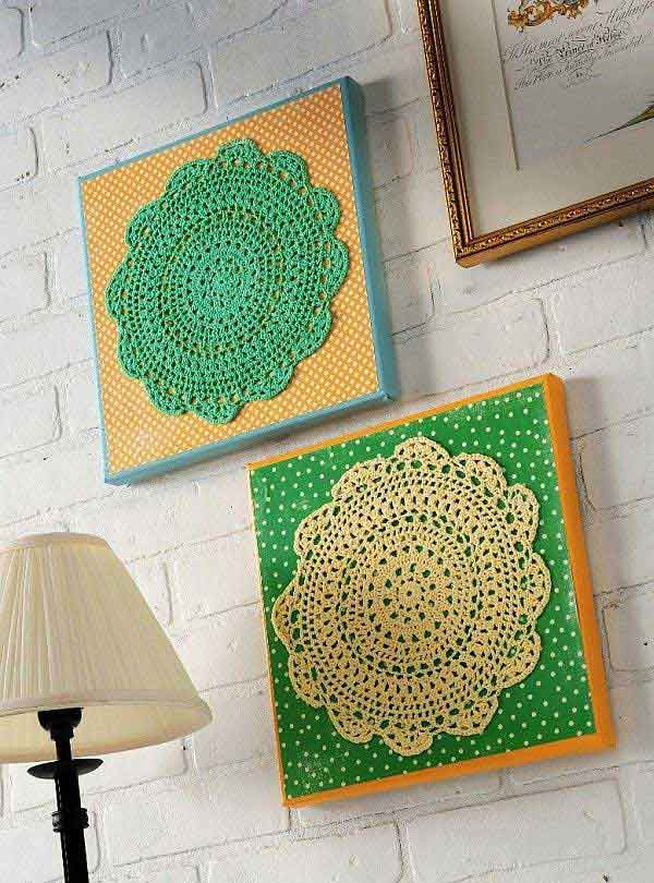 27 Mesmerizing DIY Wall Art Design Ideas To Beautify Your Home in a Glance usefuldiyprojects (25)