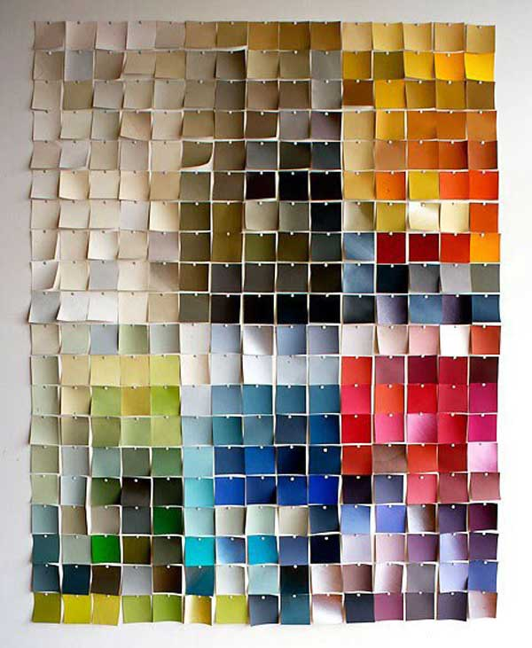 ... 27 Mesmerizing DIY Wall Art Design Ideas To Beautify Your Home In A  Glance Usefuldiyprojects (