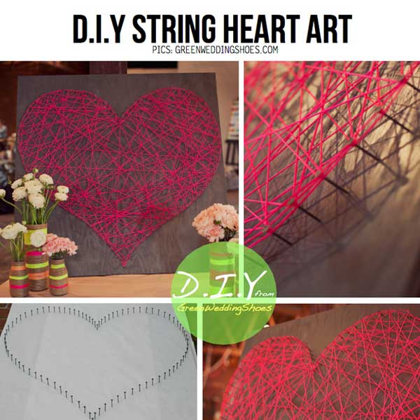 27 Mesmerizing DIY Wall Art Design Ideas To Beautify Your Home in a Glance usefuldiyprojects (8)