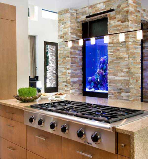 Superieur 30 Insanely Beautiful And Unique Kitchen Backsplash Ideas To Pursue  Usefuldiyprojects.com Decor Ideas (