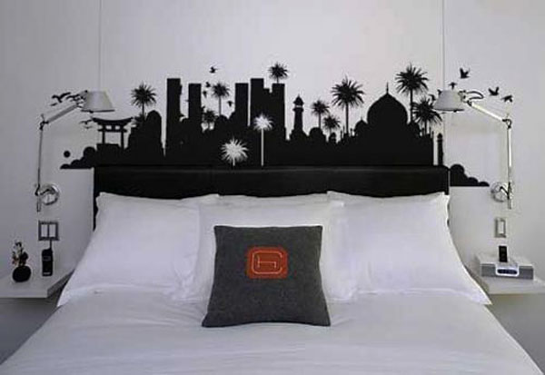 30 Smart and Creative DIY Headboard Projects To Start Right Away usefuldiyprojects.com decor (19)