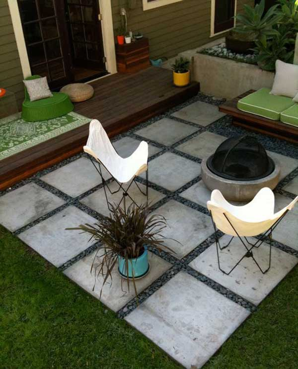 31 Ingeniously Cool Ideas to Upgrade Your Patio This Season usefuldiyprojects.com decor ideas (2)