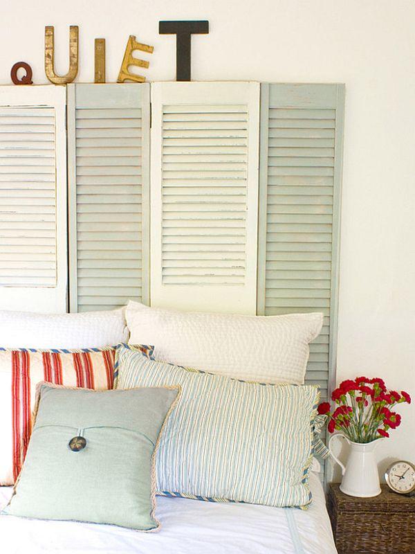 34 Brilliant DIY Headboard Ideas For Your Bedroom Decor Usefuldiyprojects  (28)