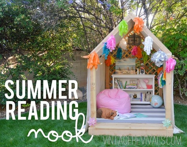 37 Insanely Cool Things To Do In Your Backyard This Summer usefuldiyprojects (23)