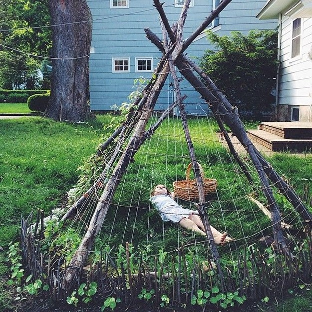 37 Insanely Cool Things To Do In Your Backyard This Summer usefuldiyprojects (24)