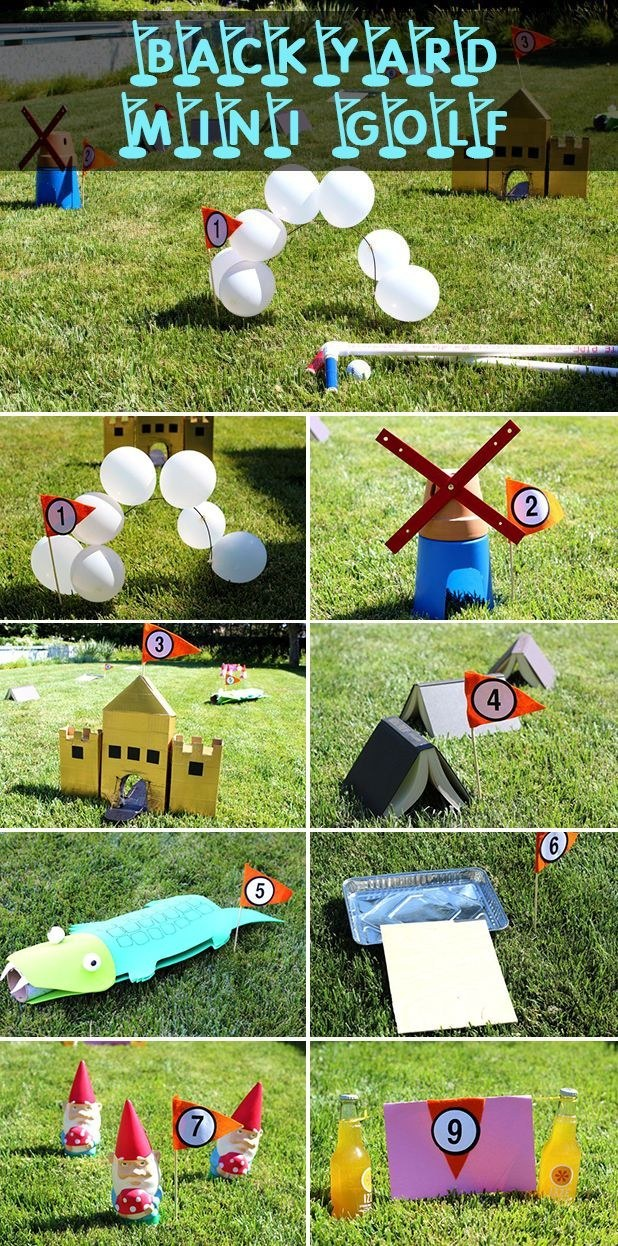 37 Insanely Cool Things To Do In Your Backyard This Summer usefuldiyprojects (27)