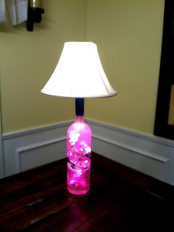 Bottle Lamps Ideas (27)