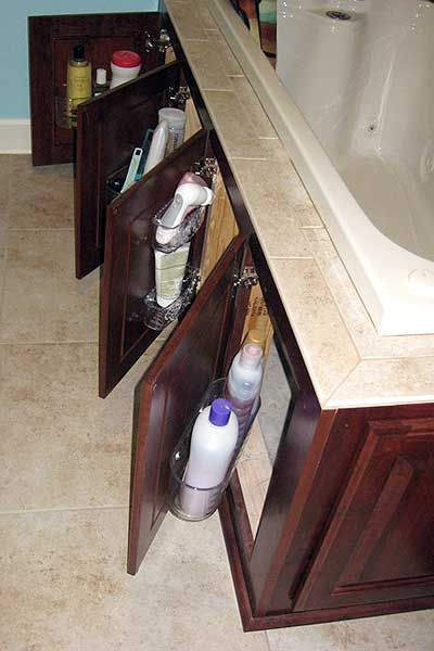Bathroom Storage  DIY PROJECTS usefuldiyprojects.com