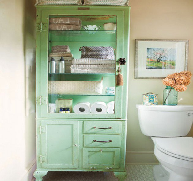 Diy Bathroom Ideas: DIY Bathroom Storage Ideas