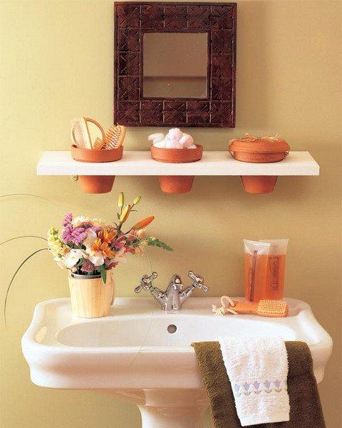Creative Yet Practical DIY Bathroom Storage Ideas-usefuldiyprojects.com (8)