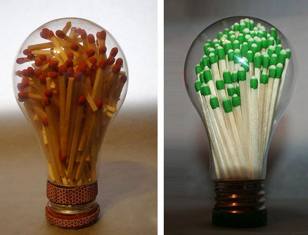 Having Fun With  Light Bulb Projects-usefuldiyprojects.com (14)
