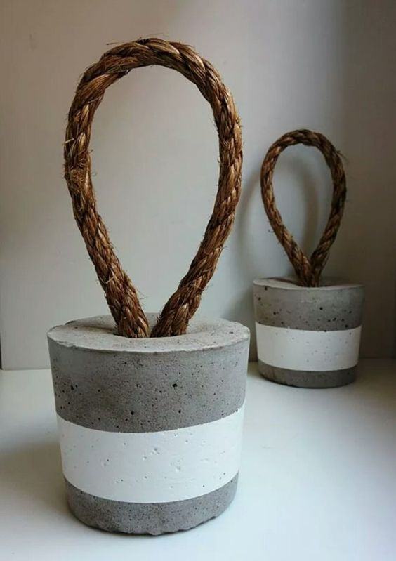 19 beautiful diy cement crafts to add diversity to your interior 19 beautiful diy cement crafts to add diversity to your interior decor usefuldiyprojects 4 solutioingenieria Image collections