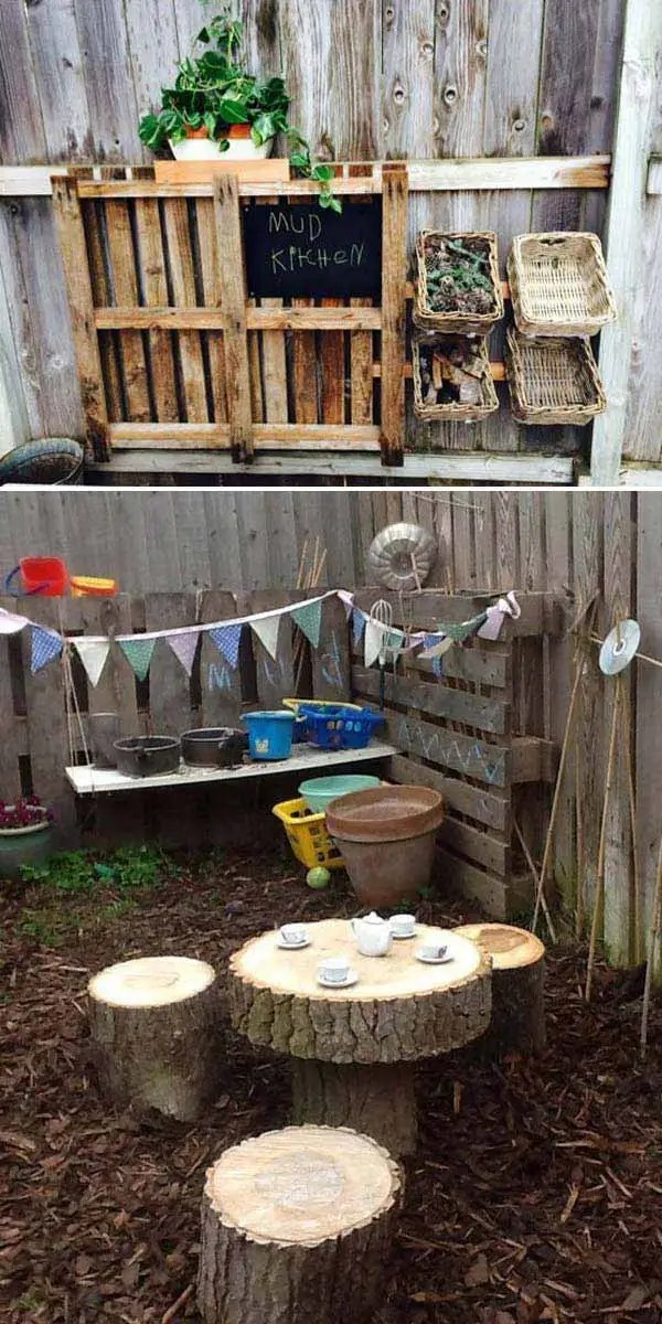 Cool Ways to Transform Your Backyard Into a Cool and Fun Kids Playground (2)