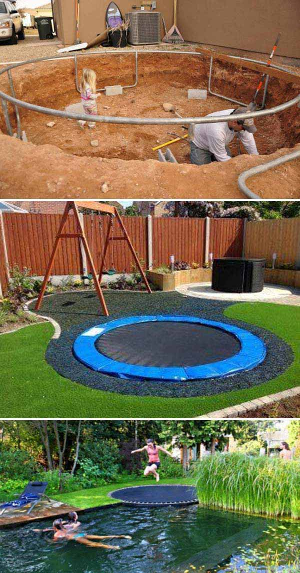 Fun Ways to Transform Your Backyard Into a Cool Kids ...