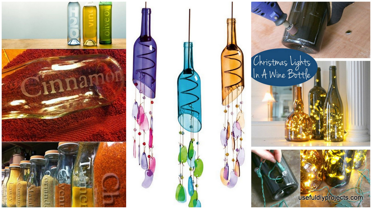 diy home decor with glass bottles 16 glass bottle crafts for home decor and gift ideas 13207