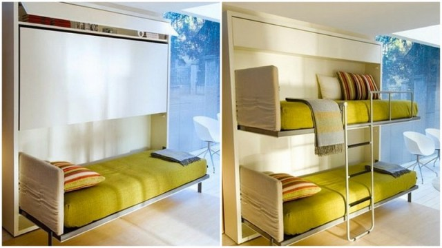 Double Deck Bed Design Make The Most Of Your Bedroom Useful Diy Projects