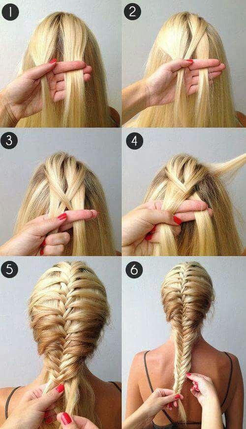 Cool Braided Hairstyles I Have Been Afraid Of French Braids Because Of All The Failed