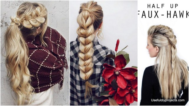 a whole month of new braided hairstyles with these 33 easy