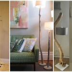 Stunning 15 Diy Floor Lamps To Complete A Room Useful Diy Projects