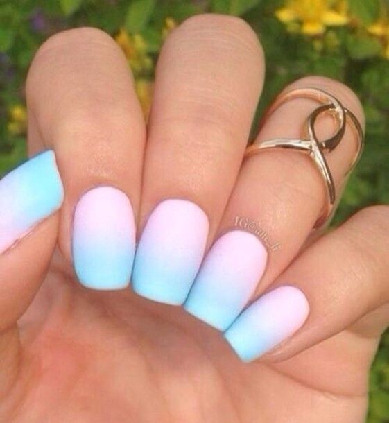 37 Acrylic Nail Art Designs You'll Want To Try For
