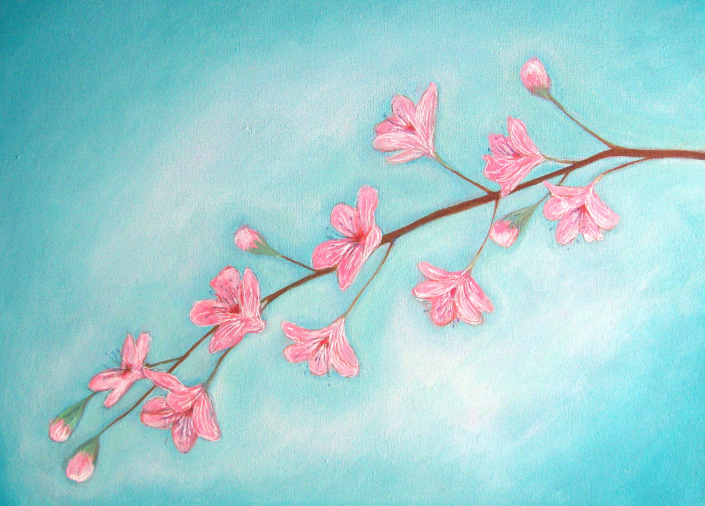 10 CREATE DELICATE DEPICTIONS IN PASTEL HUES