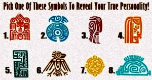 Choose One of These Ancient Symbols and We Will Tell You About Your Personality