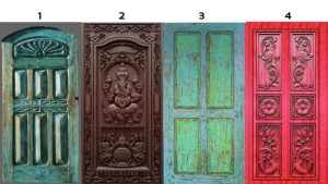 Which Door Would You Walk Through? See What It Says About Your Personality