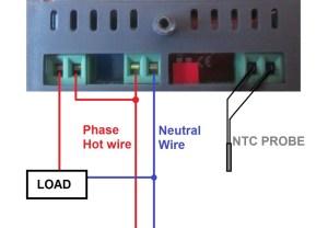 Usefulldata | WH7016C Temperature controller