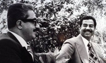 Tariq-Aziz-with-Saddam-Hu-006