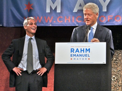 Rahm-Emanuel--Bill-Clinton-2011-by-Joshua-Mellin-web