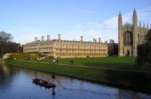 Cambridge-ClareCollegeAndKingsChapel