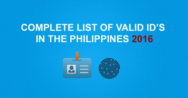 complete-list-of-valid-ids-in-the-philippines-2016-government-ids