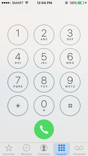 Keypad Option