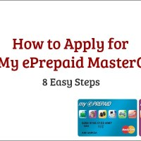 How to Apply for BPI My ePrepaid MasterCard