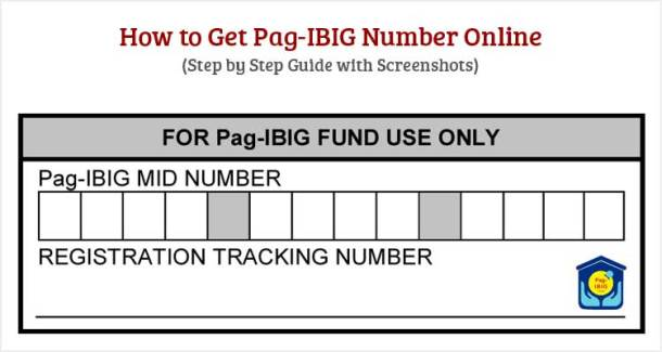 How to Get Pag-IBIG Number Online