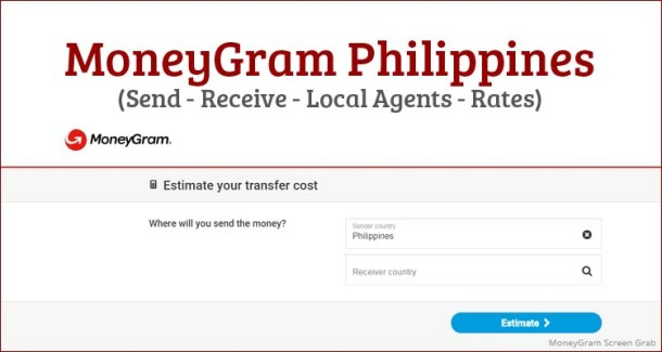 Useful - Philippines And Moneygram Agents Send Wall Rates Receive