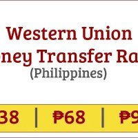Western Union Rates