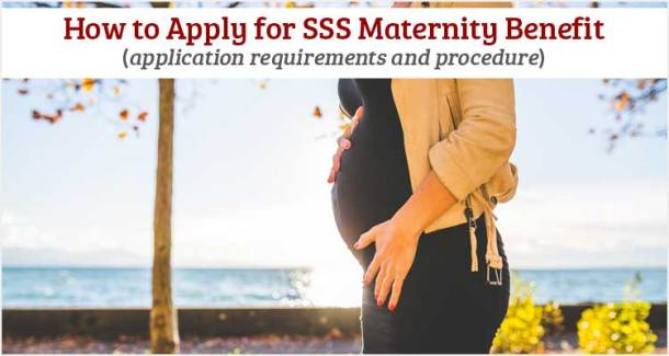 How to Apply for SSS Maternity Benefit