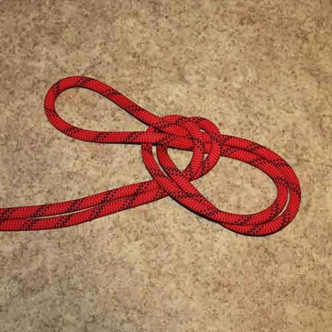 Bowline on a bight step by step how to tie instructions