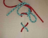 Secure shoelace knot step by step how to tie instructions