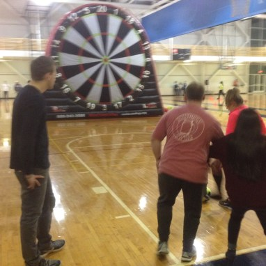 Legacy United - Soccer Darts - University of Alabama - Huntsville