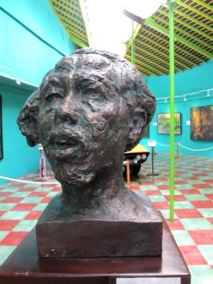 Patung Kepala Affandi