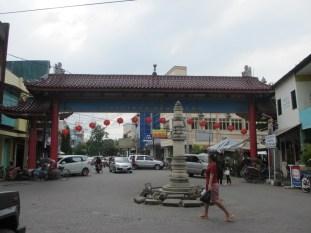 Gerbang Pecinan Semarang