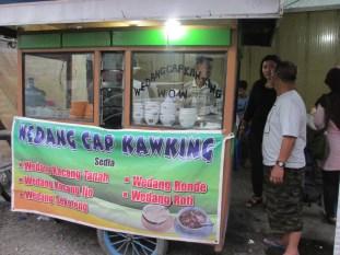 Wedang Cap Kwa King