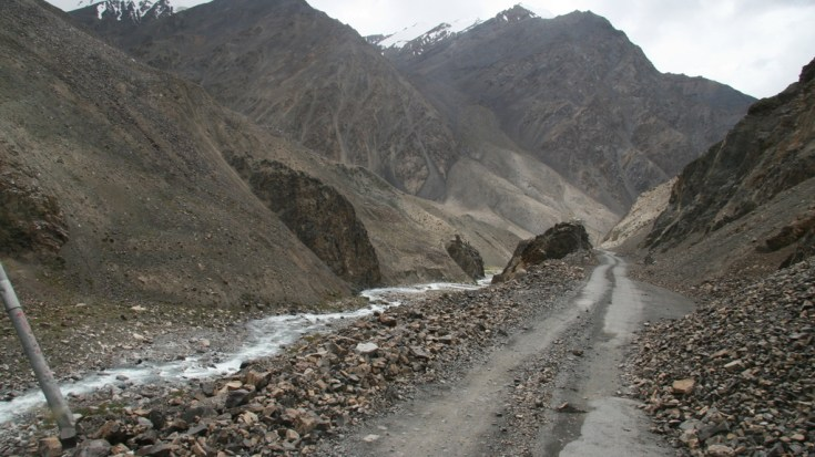 The Highway of Karakoram (Pakistan)