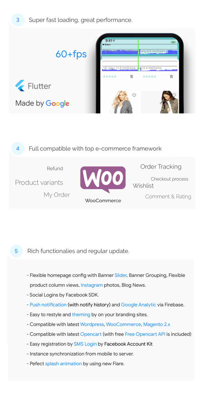 Fluxstore WooCommerce - Flutter E-commerce Full App - 2