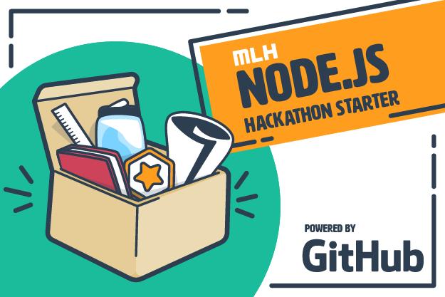 MLH Node.JS Hackathon Starter