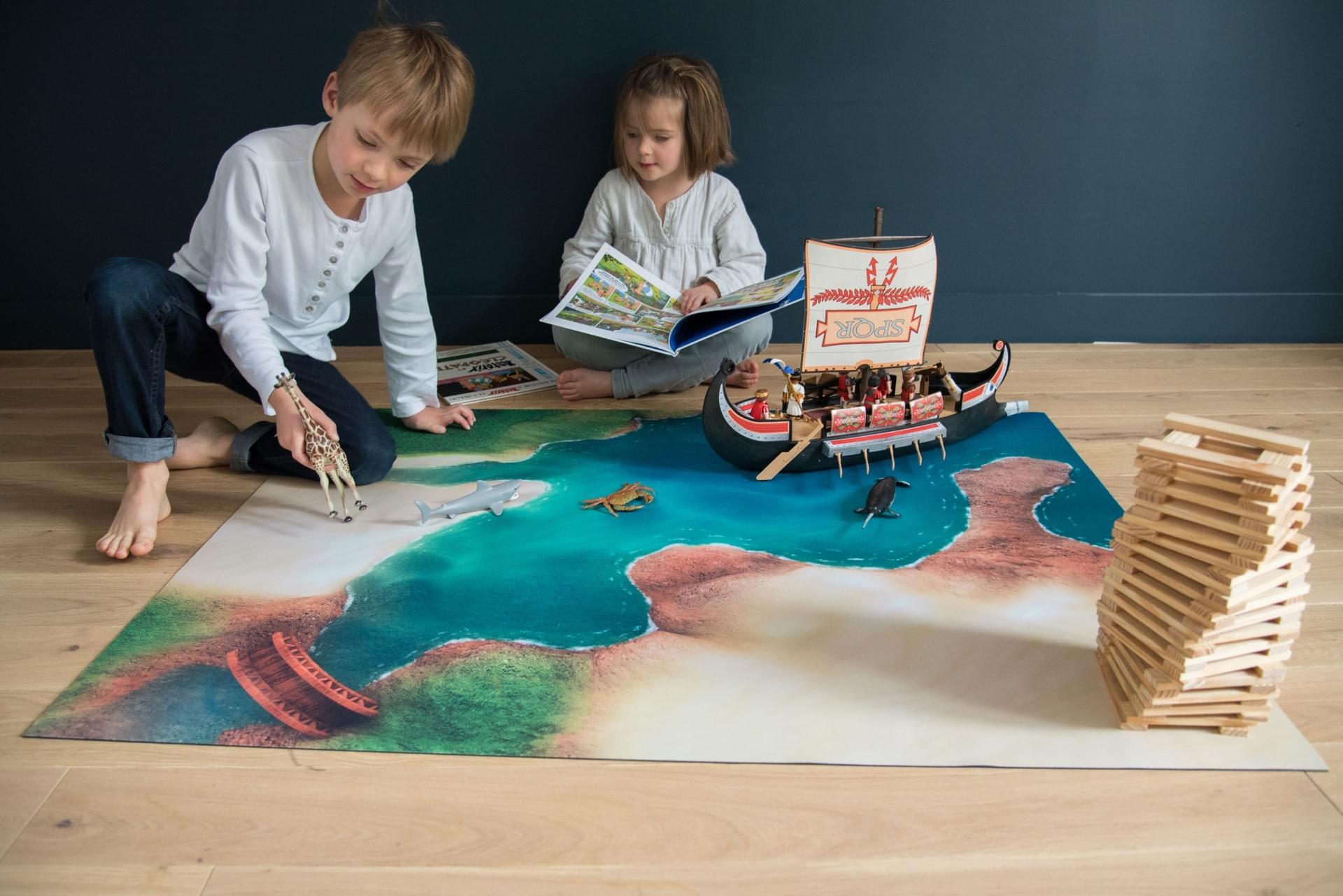 tapis de jeu pour enfants carpeto la