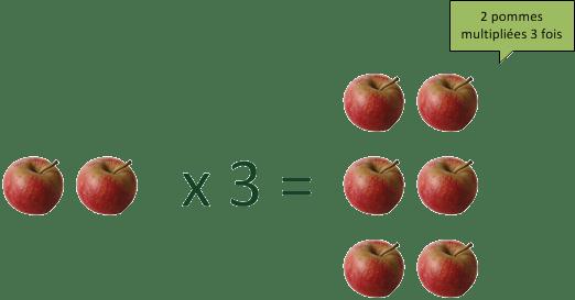 Multiplicación Propiedades matemáticas